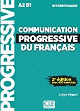 Communication progressive du français - Niveau intermédiaire A2 B1 - Grand Format 2e édition avec 1 CD audio MP3