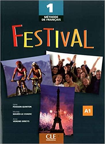 Festival 1 - Livre de l'élève Broché – 11 février 2005