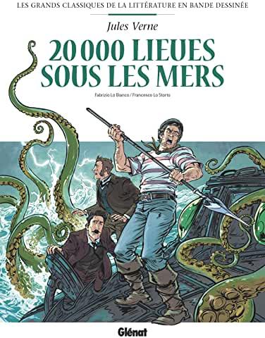 Vingt mille lieues sous les mers - Album