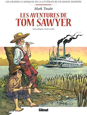 Les aventures de Tom Sawyer - Album