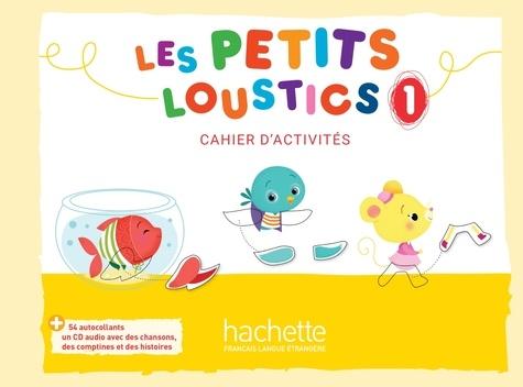Les petits loustics 1 - Cahier d'activités