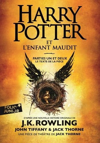 Harry Potter Harry Potter et l'Enfant Maudit - Parties 1 et 2