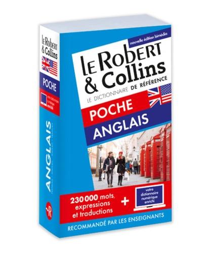 Le Robert & Collins poche anglais - Français-anglais ; Anglais-français