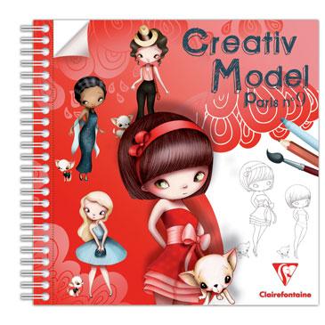 Créativ Model Paris N9, 50F, 20×20 cm