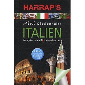 HARRAP'S MINI ITALIEN-FRANCAIS/FRANCAIS-ITALIEN