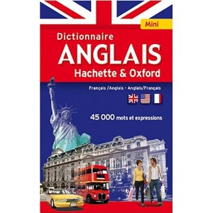 Mini Dictionnaire Hachette Oxford Anglais bilingue