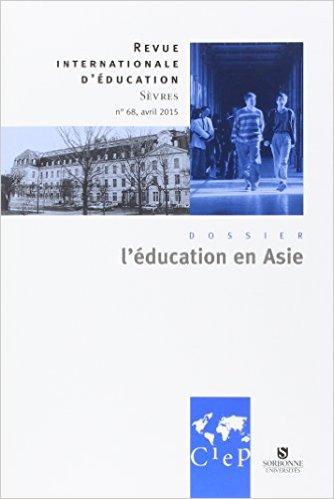 L'éducation en Asie - Revue internationales d'éducations Sevres 68