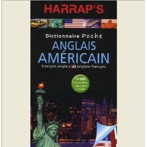Dictionnaire Anglais américain