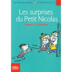 Histoires inédites du Petit Nicolas, Tome 5 : Les surprises du Petit Nicolas