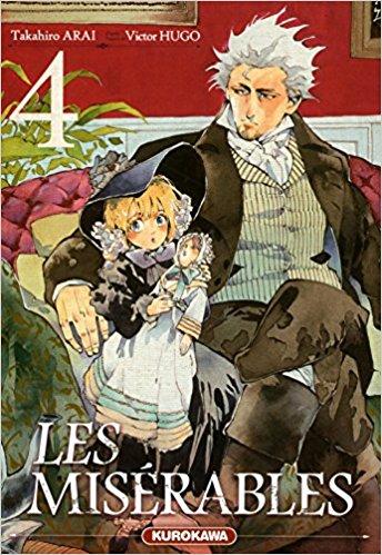 Les Misérables - tome 04