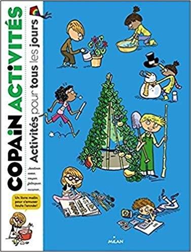 Copain - Activités pour tous les jours