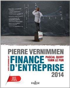 FINANCE D'ENTREPRISE 2014