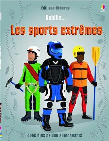 Habille les sports extrêmes