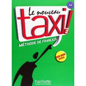 Le Nouveau Taxi ! 2 : Méthode de français (1DVD)
