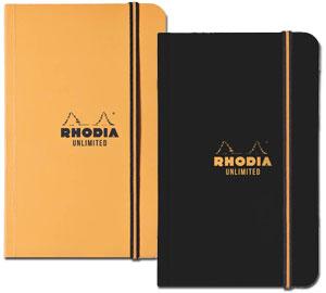 Rhodia notebook Unlimited format (ligné)