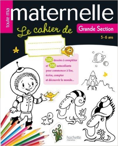 TOUTE MA MATERNELLE - MON ALBUM GS