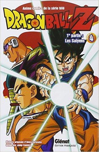 Dragon ball Z - Cycle 1 Vol.4