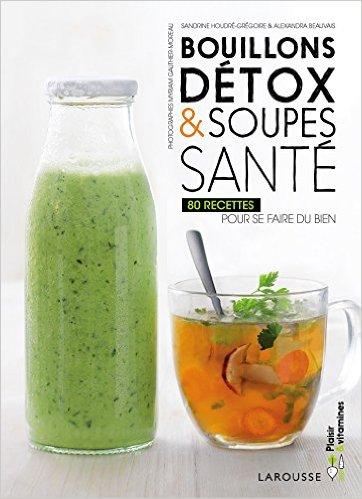 Bouillons detox & soupes santé