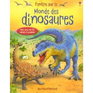 Fenêtre sur le Monde des dinosaures