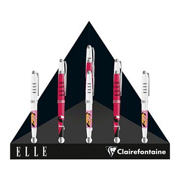 ELLE2 Fountain pens iridium nib dis.9