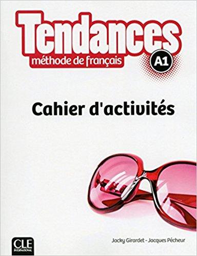 Tendances - Niveau A1 - Cahier d'activités