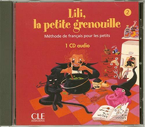 Cd ind lili petite grenouille 2