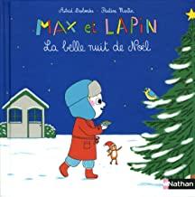 Max et lapin Tome 5 - Album La belle nuit de Noël