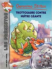 Les Préhistos, tome 11 : Trottosaure contre huître géante