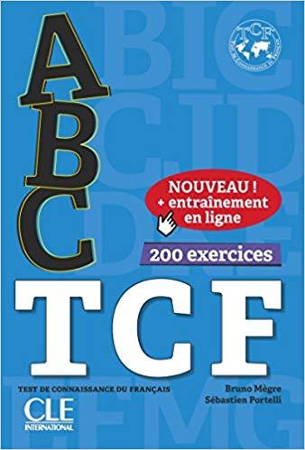 ABC TCF - Tous niveaux - Livre + CD + Entrainement en ligne