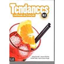 Tendances - Niveau B2 - Livre de l'élève + DVD-Rom Broché