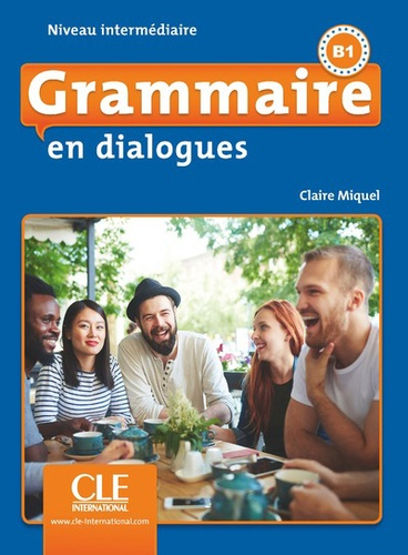 EN DIALOGUES GRAMMAIRE FLE INTERMEDIAIRE + CD 2EME ED.
