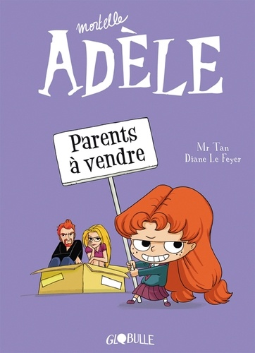 Mortelle Adèle Tome 8 - Album Parents à vendre