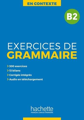 Exercices de grammaire B2