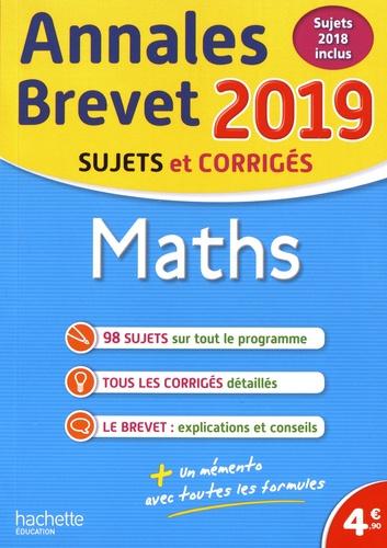 Mathématiques 3e - Sujets et corrigés