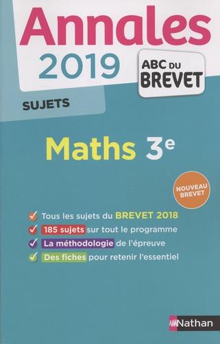 Mathématiques 3e - Sujets