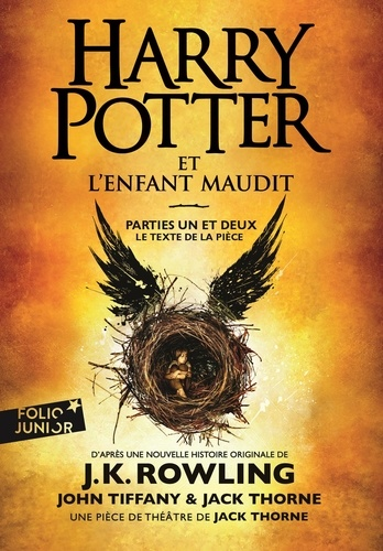 Harry Potter Harry Potter et l'Enfant Maudit - Parties 1 et 2