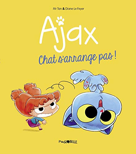 Ajax Tome 2 Chat s'arrange pas !