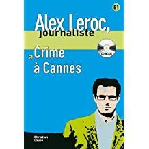 CRIME A CANNES NIVEAU 2 - B1 + CD