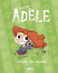 Mon cahier de textes Mortelle Adèle