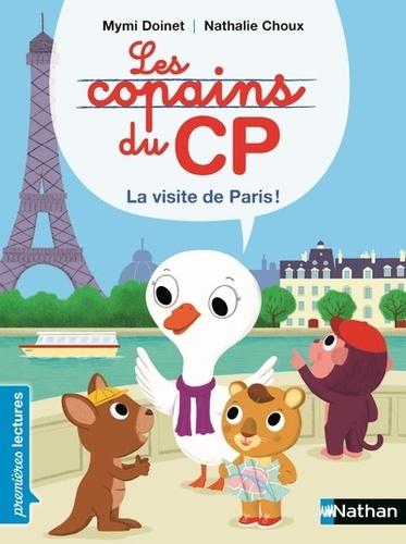 Les copains du CP - Poche Visitons Paris !