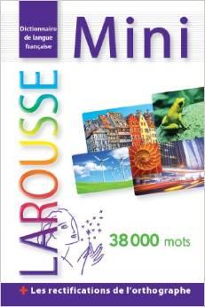 Dictionnaire Mini Larousse de Français
