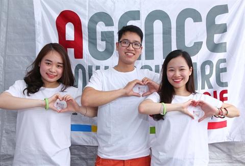 L'AUF organise sa 11e Confrasie à Hanoi