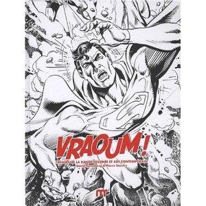 Vraoum !  Trésors de la bande dessinée et art contemporain