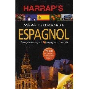 HARRAP'S MINI ESPAGNOL-FRANCAIS/FRANCAIS-ESPAGNOL