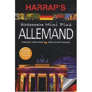 HARRAP'S MINI PLUS ALLEMAND-FRANCAIS/FRANCAIS-ALLEMAND