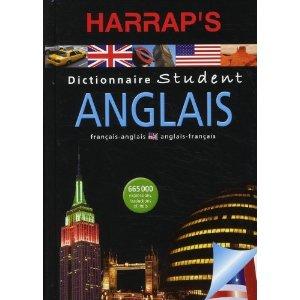 Dictionnaire Student anglais-français et français-anglais