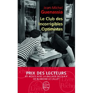 LE CLUB DES INCORRIGIBLES OPTIMISTES