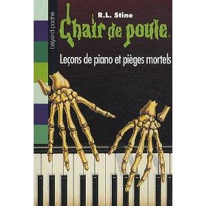 LECONS DE PIANO ET PIEGES MORTELS N19 ED2010 05-10