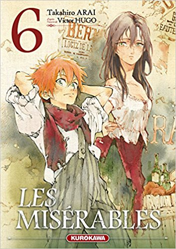 Les Misérables - tome 06