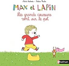 Max et lapin Tome 2 - Album Les grands coureurs vont sur le pot